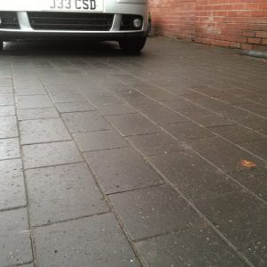 concrete paving