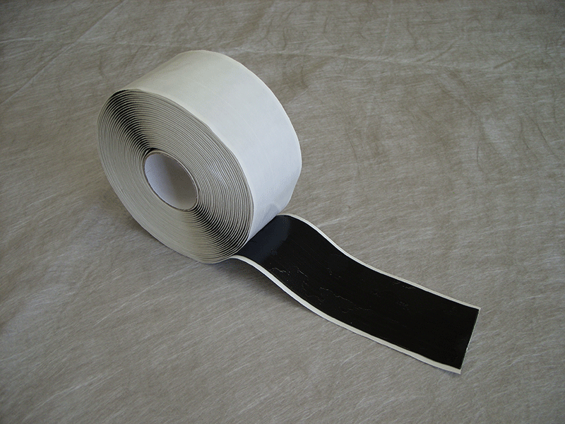 Cold seal tape