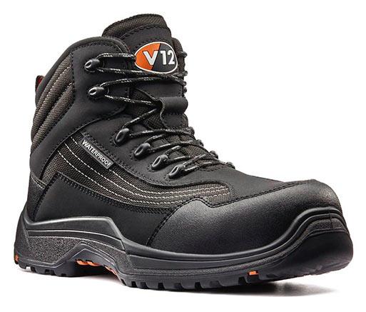 Caiman Graphite Waterproof Hiker
