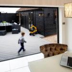 SmartBoard wood plastic composite decking pebble grey (002)