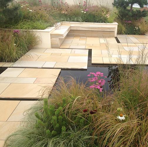 Greenbelt Gold Garden