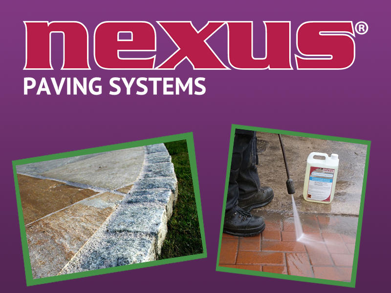 Nexus jointing, cleaners, sealants
