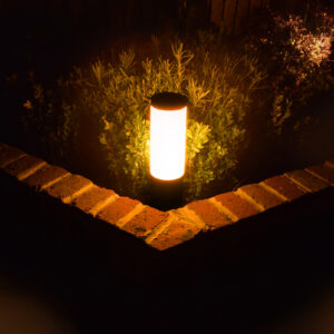 PERFECT FOR ILLUMINATING PATHWAYS, PLANTS AND SHRUBS.