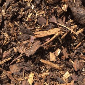 Amenity grade bark mulch