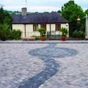 Derwent Stone Ash with Charcoal Circle