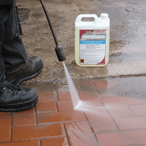 Paving & driveway cleaning concentrate