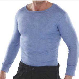 Thermal long sleeved vest